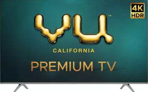 Vu Premium 43pm Ultra Hd 4k Smart Led, Does Vu Tv Have Screen Mirroring