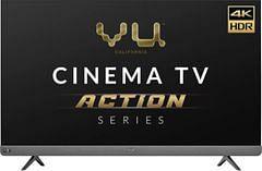 Vu Cinema TV Action Series 55LX Ultra HD 4K Smart LED TV