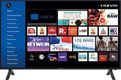 Kevin KN43UHD Pro 43-inch Ultra HD 4K Smart LED TV