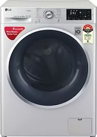 LG FHT1408ANL 8 kg Fully Automatic Front Load Washing Machine