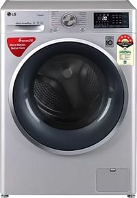 LG FHT1408ZWL 8 kg Fully Automatic Front Load Washing Machine
