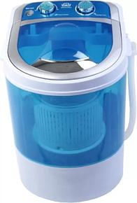 DMR 30-1208 3 kg Semi Automatic Top Load Washer with Dryer