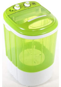 DMR 25-1208 Mini Washing Machine 2.5kg capacity with dryer basket